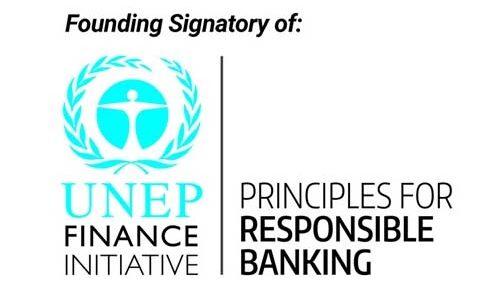 Founding Signatory of UNEP Finance Initiative